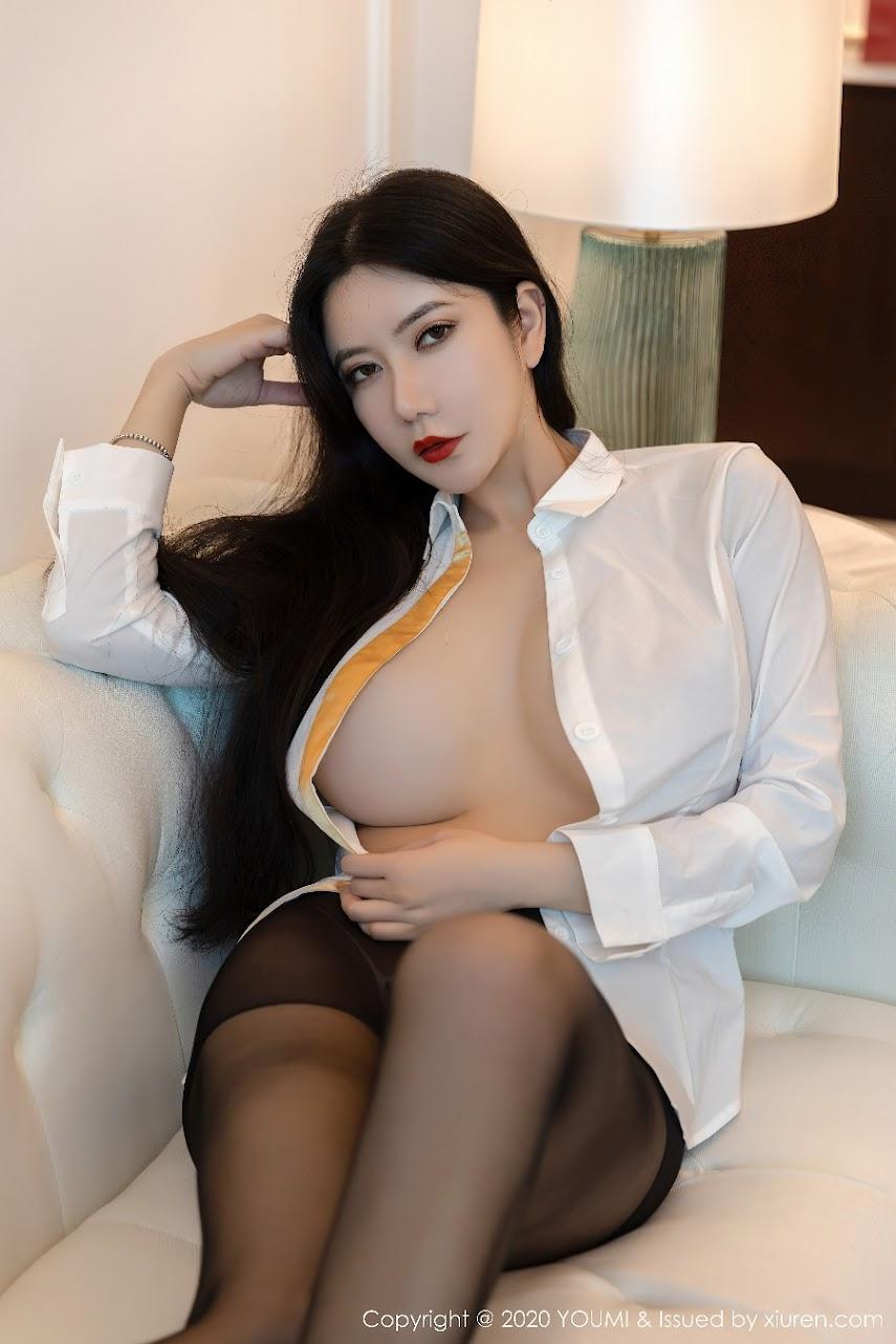 [YouMi] 2020-12-28 Vol.579 Little Princess Xinyan